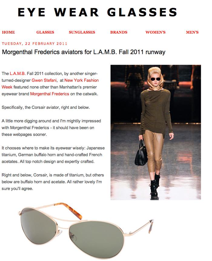 3b5095480792 LUXURY OPTICAL HOLDINGS - Retailers of Fine Eyewear