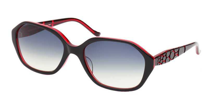 SWALLOWTAIL::Morgenthal Frederics Butterfly Collection.<br />Handcrafted in Japan, laser engraved temples.